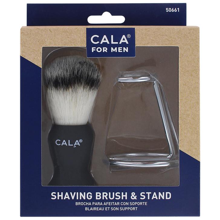 Cala for Men Shaving Brush & Stand
