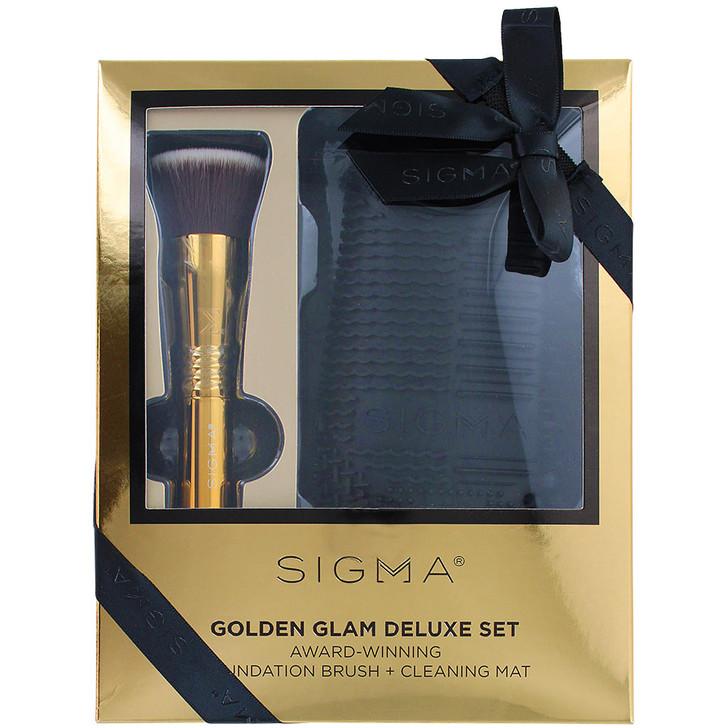 Sigma Golden Glam Deluxe Set