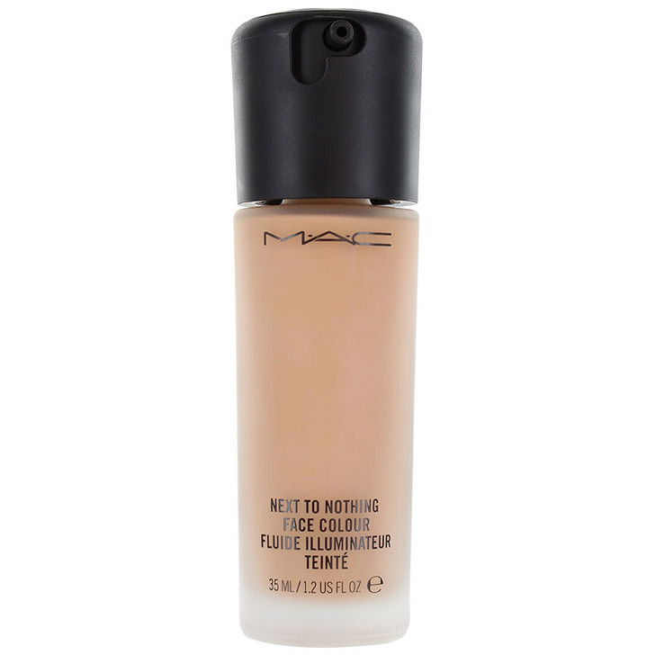 MAC Next to Nothing Face Colour - Medium Plus