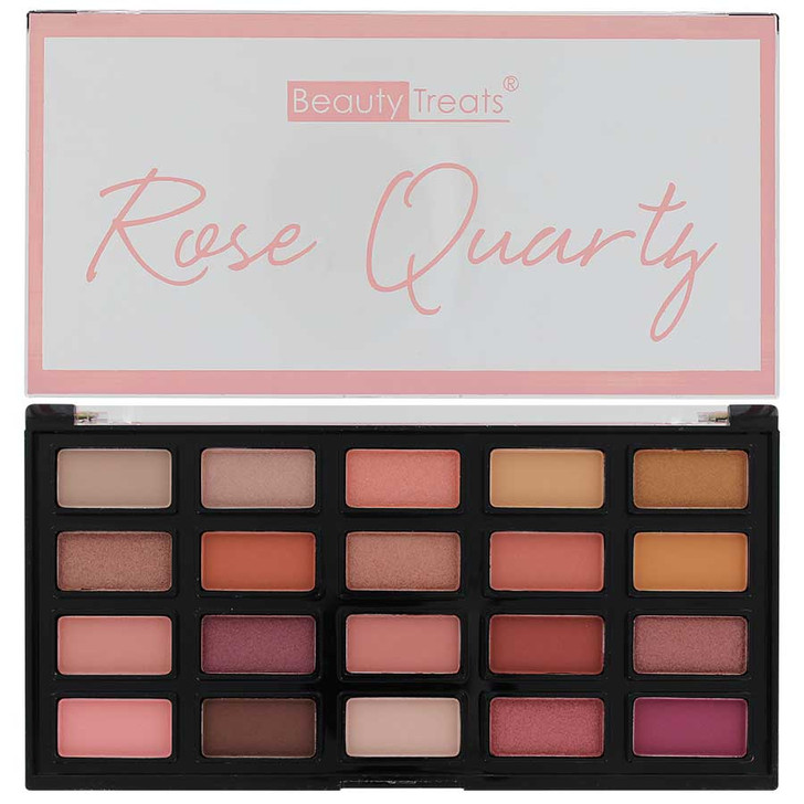 Beauty Treats Rose Quartz Shadow Palette