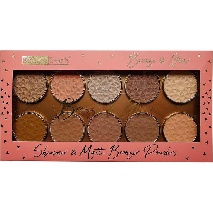 Beauty Treats Bronze & Glow Palette