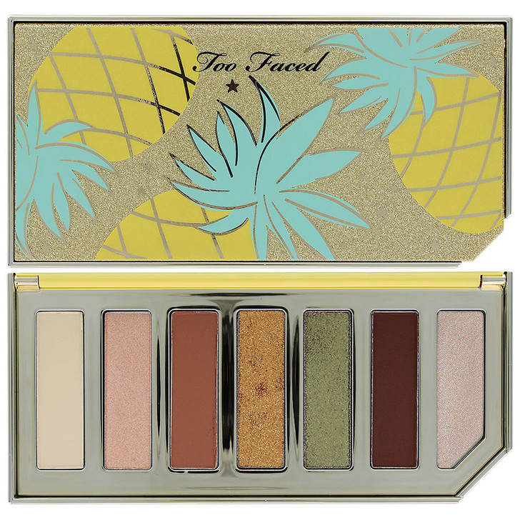 Too Faced Tutti Frutti Sparkling Pineapple Eye Shadow Palette