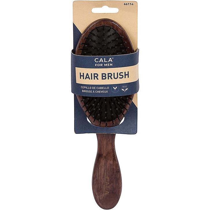 Cala for Men Dark Wood Oval Brush