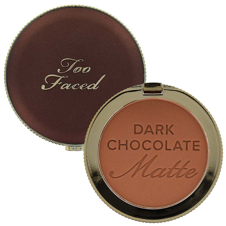 Too Faced Dark Chocolate Soleil Matte Bronzer