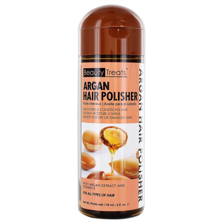 Beauty Treats Argan Hair Polisher