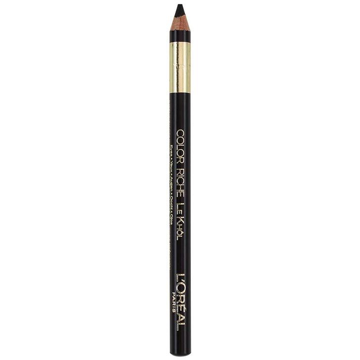 Loreal Color Riche Le Khol Eyeliner - 101 Midnight Black