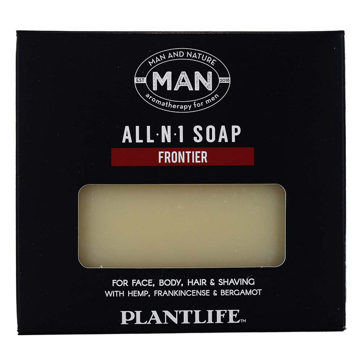Plantlife Man All-in-1 Soap