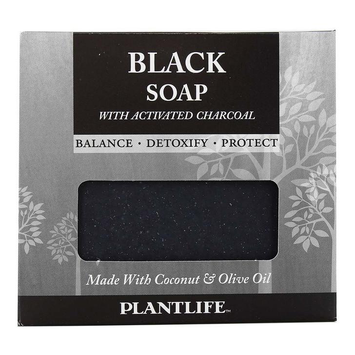 Plantlife Black Soap