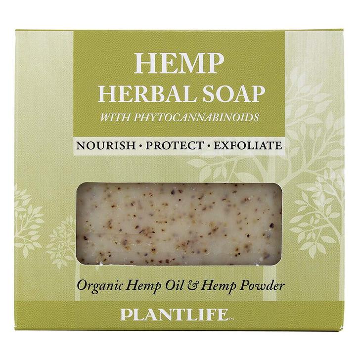 Plantlife Hemp Herbal Soap