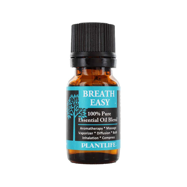 Plantlife 100% Pure Essential Oil Blend - Breath Easy