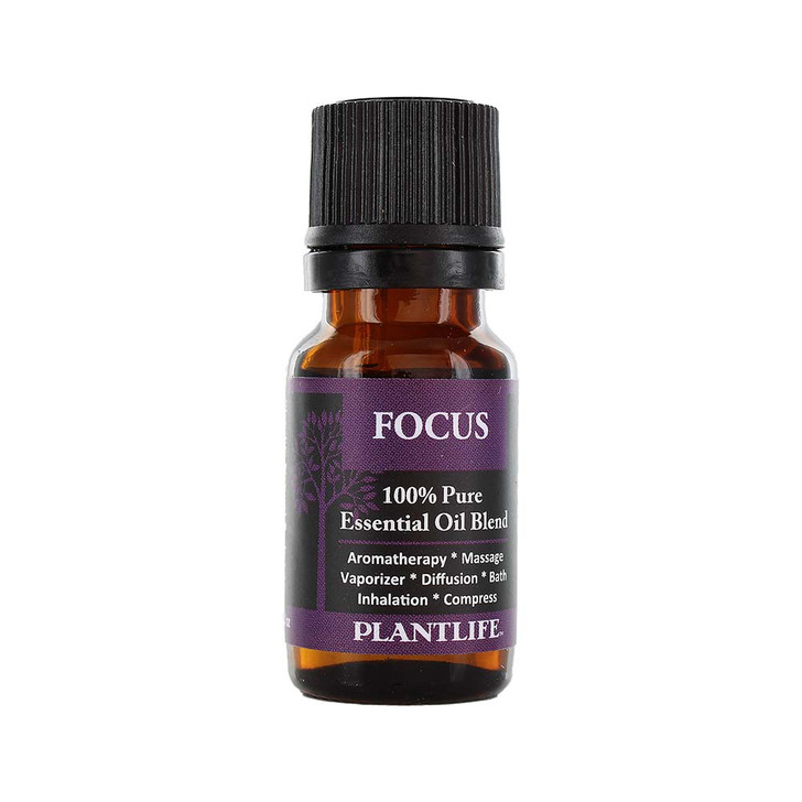 Plantlife 100% Pure Essential Oil Blend - Focus