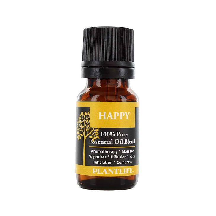 Plantlife 100% Pure Essential Oil Blend - Happy