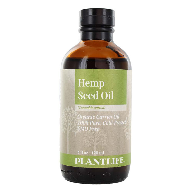 Plantlife Carrier Oil - Hemp Seed Oil