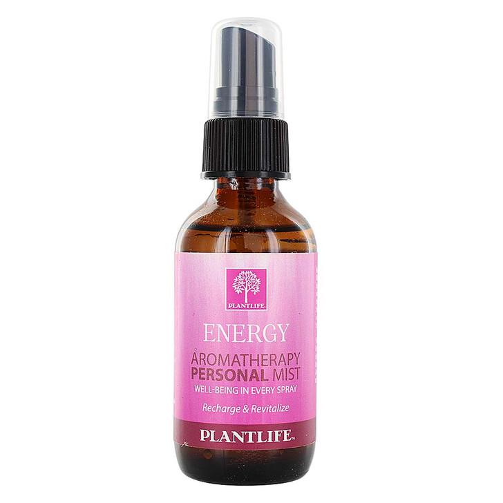 Plantlife Aromatherapy Personal Mist - Energy