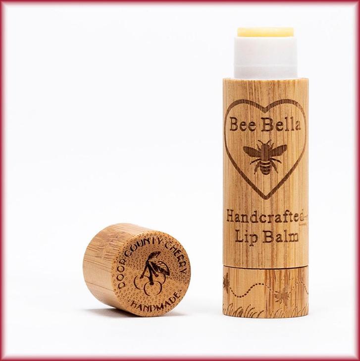 Bee Bella Lip Balm in Door County Cherry