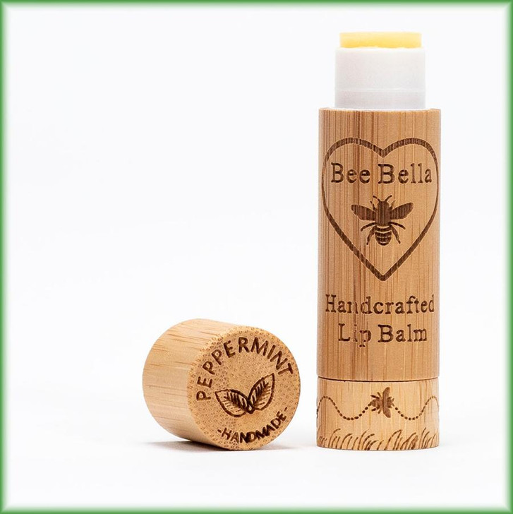 Bee Bella Lip Balm in Peppermint