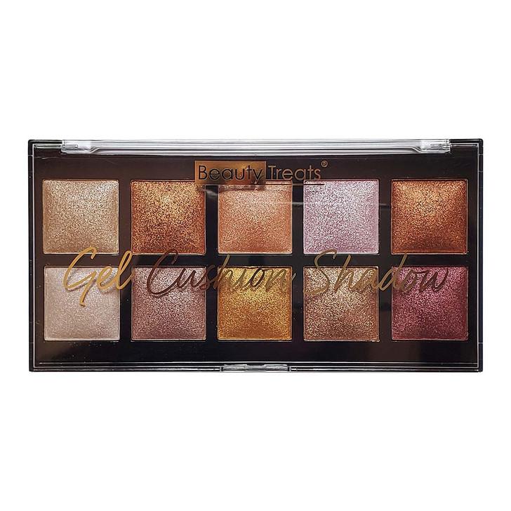 Beauty Treats Gel Cushion Shadow Palette