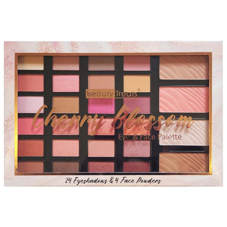 Beauty Treats Cherry Blossom Eye & Face Palette