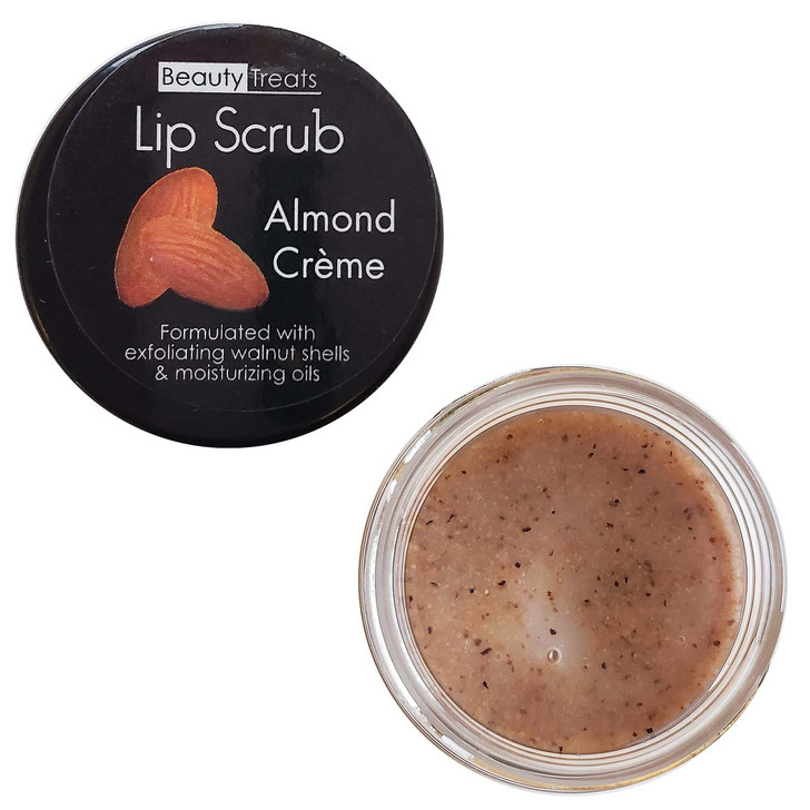 Beauty Treats Exfoliating Lip Scrub available in 4 scents