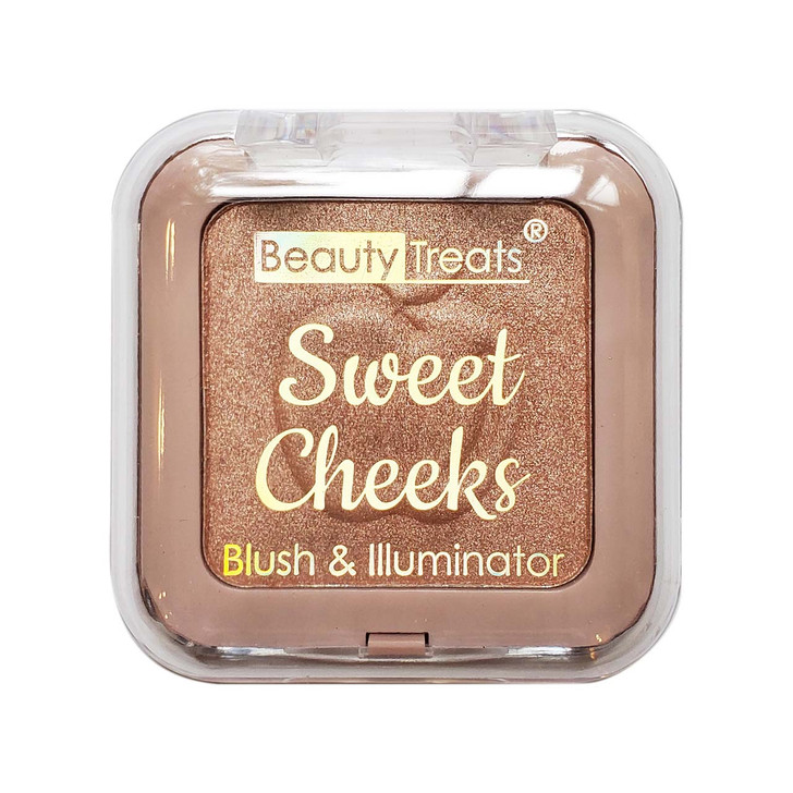 Beauty Treats Sweet Cheeks Blush and Illuminator