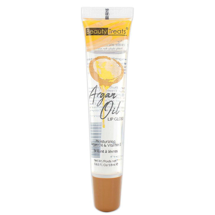 Beauty Treats Argan Oil Lip Gloss
