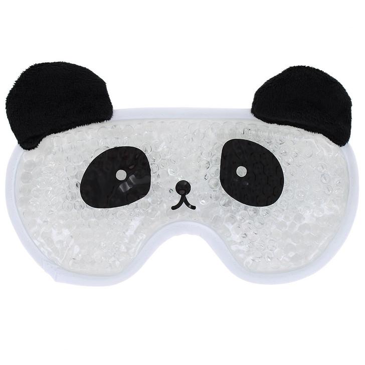 Cala Hot & Cold Gel Bead Eye Mask available in Panda, Koala, or Princess