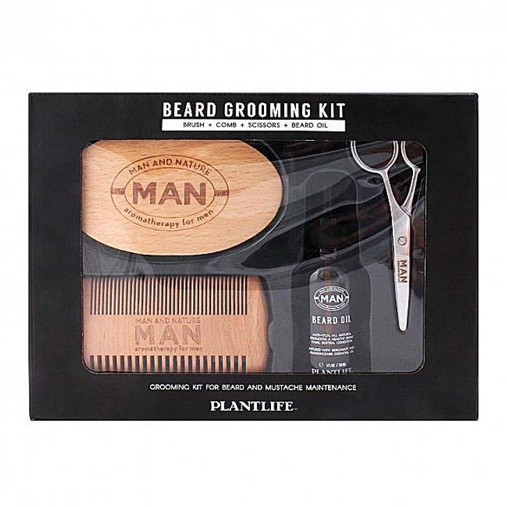 Plantlife Beard Grooming Kit
