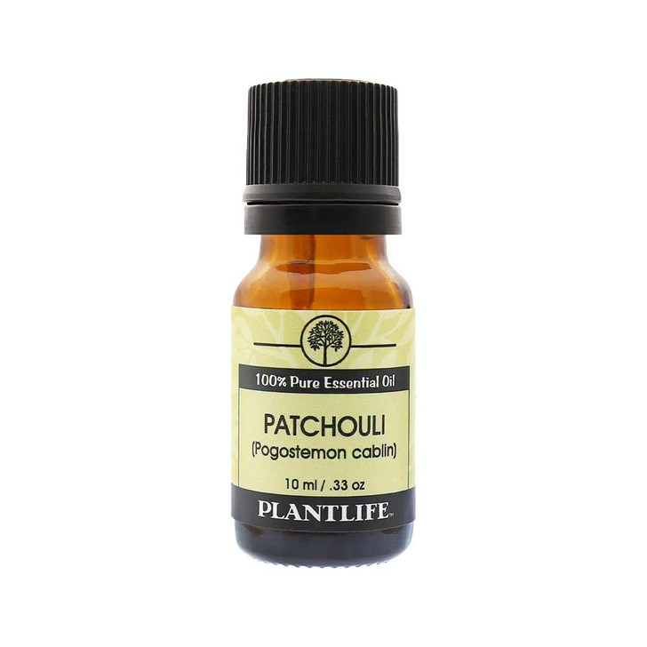 Plantlife 100% Pure Essential Oil - Patchouli