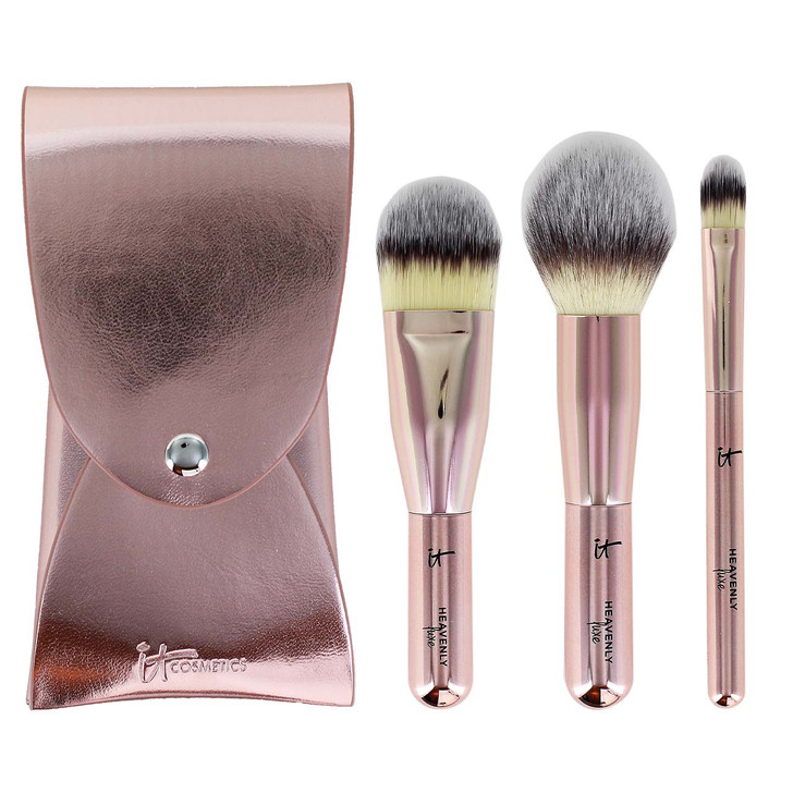 IT Cosmetics Celebrate Your Heavenly Luxe On-The-Go Brushes