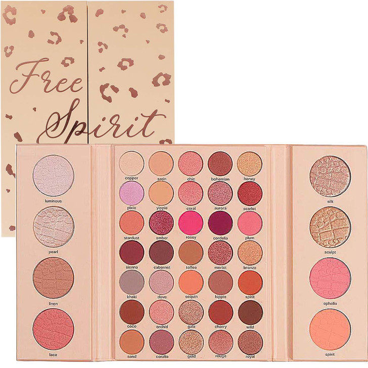 Beauty Treats Free Spirit Eye and Face Booklet