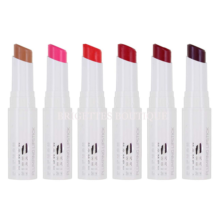 2nd Love French Kiss Plumping Lipstick- Pack of 6