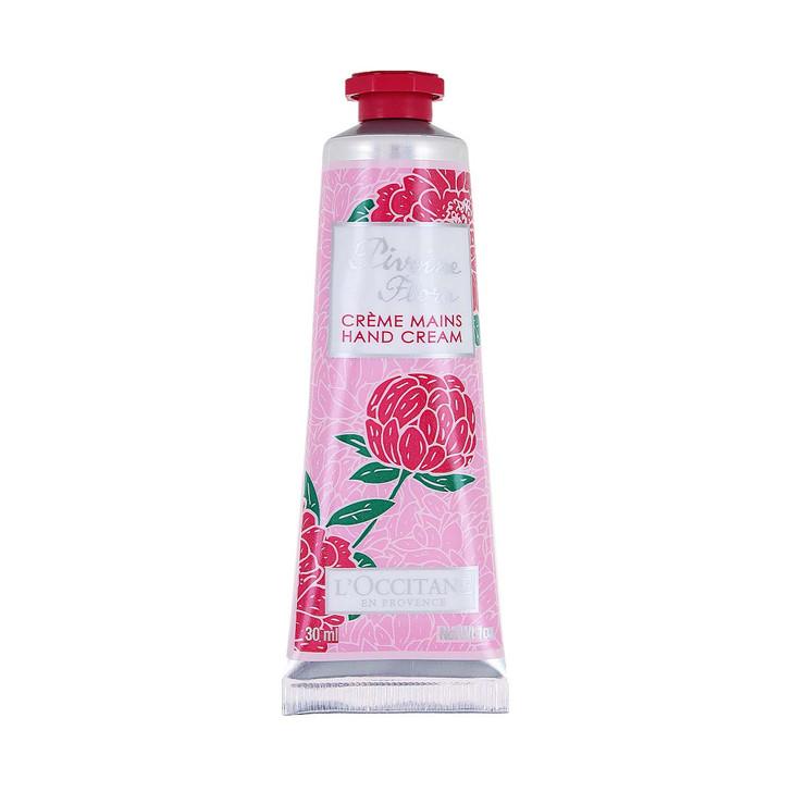 L'occitane Pivoine Flora Hand Cream 1 oz