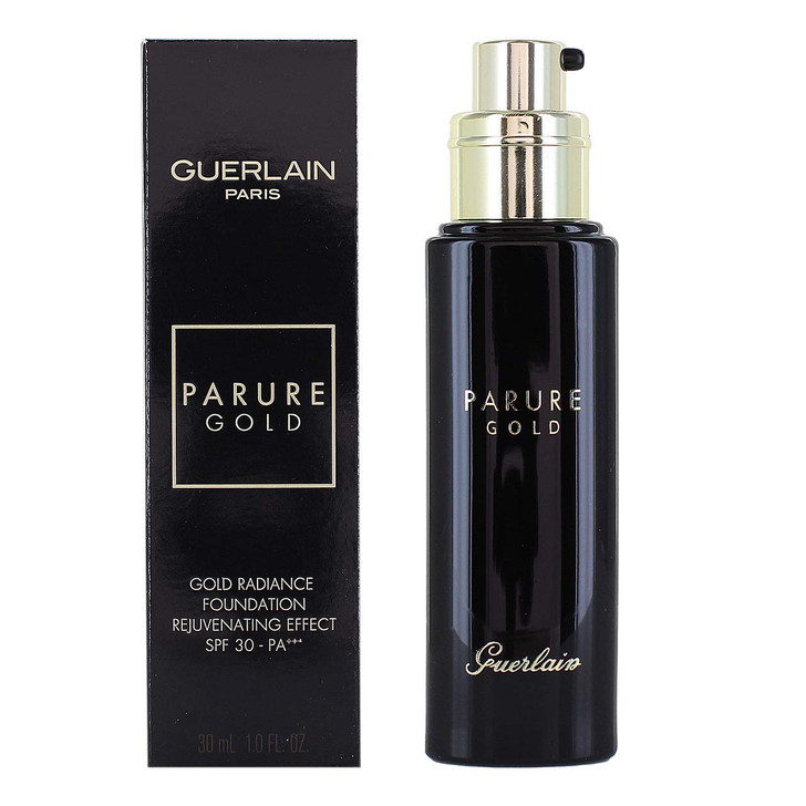 Guerlain Parure Gold Radiance Rejuvenating Foundation