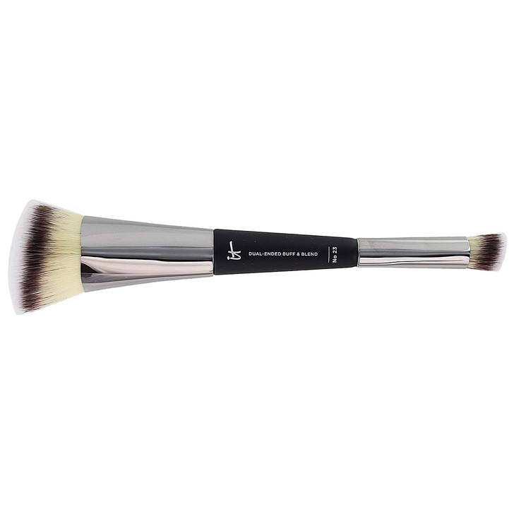 IT Cosmetics Heavenly Luxe Dual-Ended Buff & Blend Brush 23