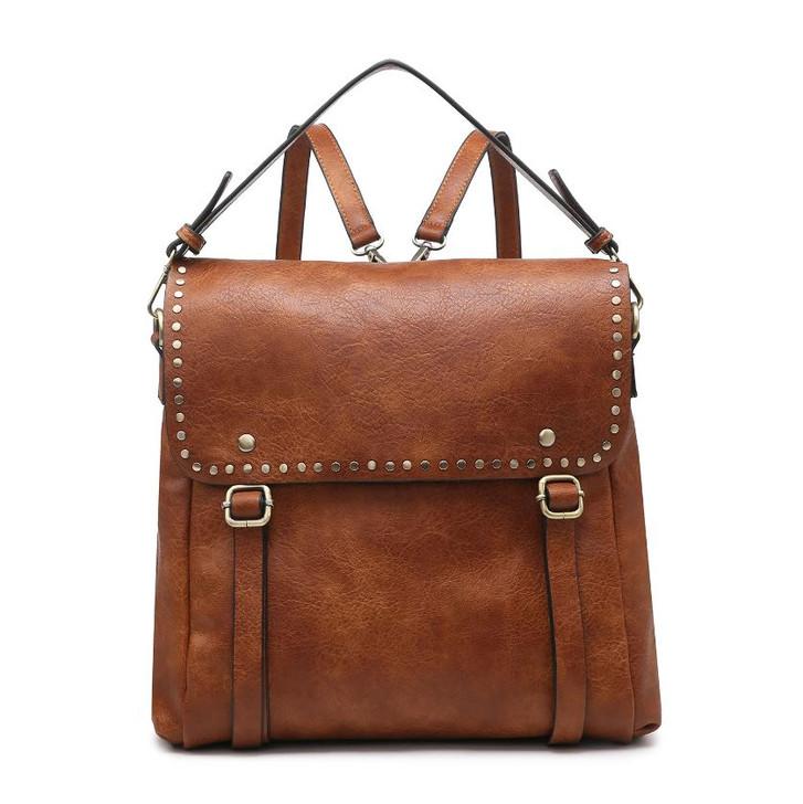 Jen & Co Indigo Convertible Backpack