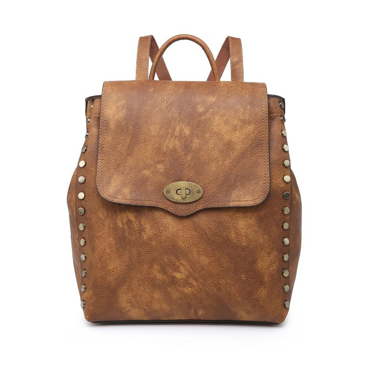 Jen & Co Bex Distressed Backpack