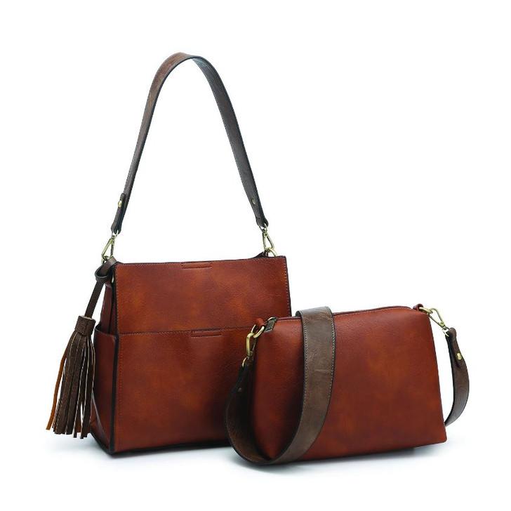Jen & Co Lyla Bucket Bag