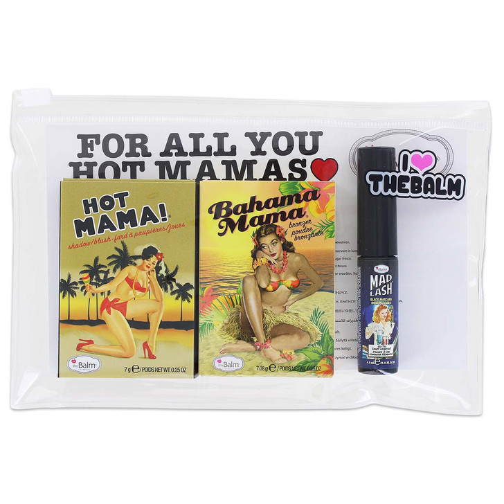 theBalm For All You Hot Mamas Kit