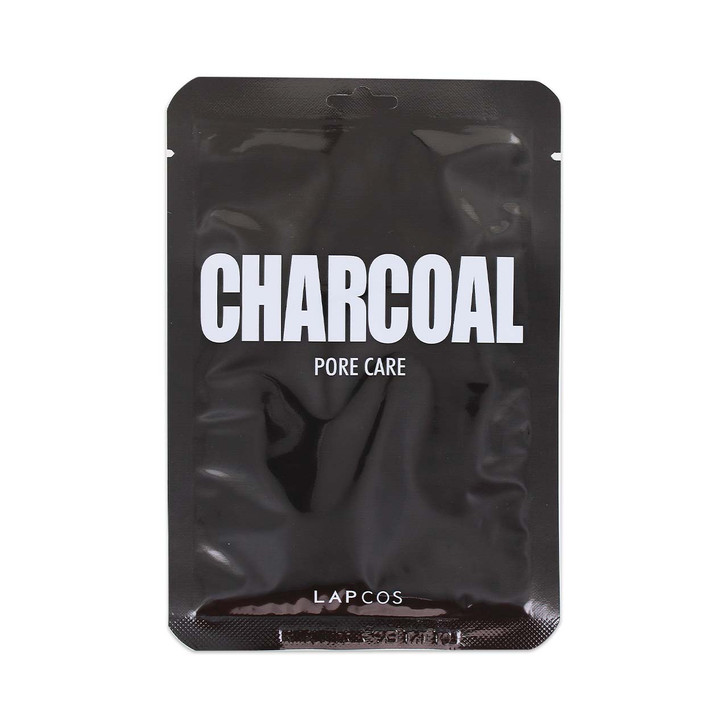 LAPCOS Charcoal Pore Care Daily Skin Mask