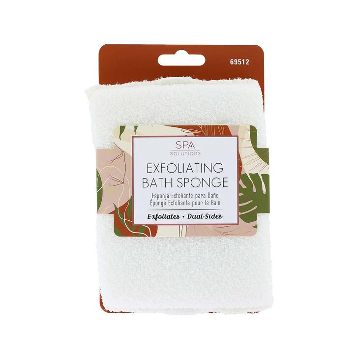 Cala Spa Solutions Exfoliating Bath Sponge