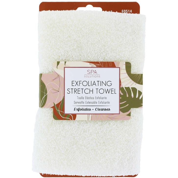Cala Spa Solutions Exfoliating Stretch Towel