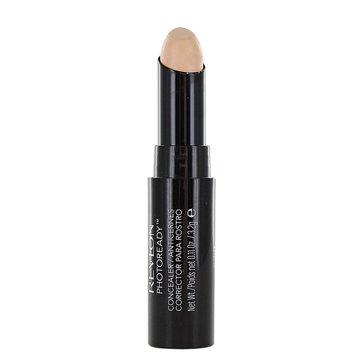 Revlon Photoready Concealer - Creamy medium-coverage concealer stick covers and blurs flaws for seamless coverage.