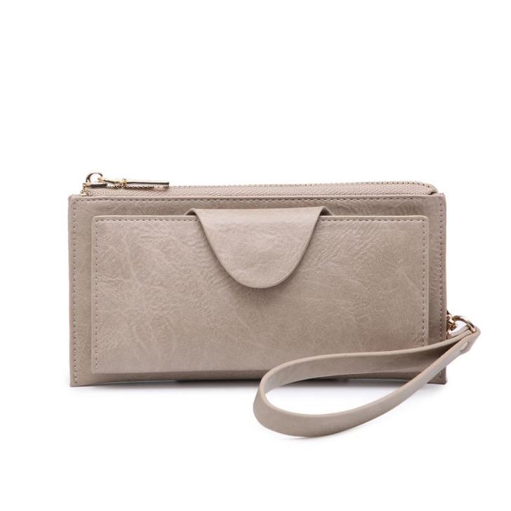 Jen & Co Kyla RFID Wallet with Wrist Strap