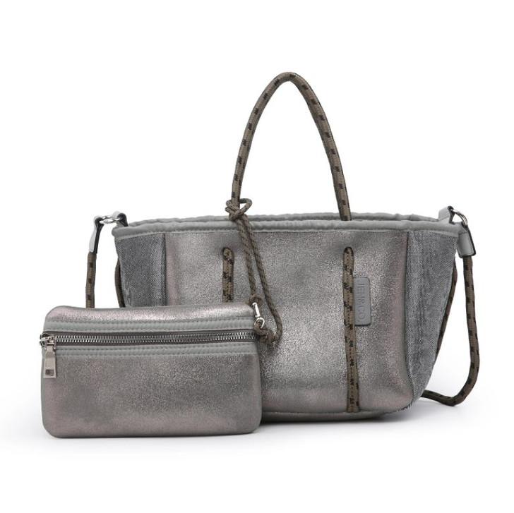 Jen & Co Coralia Neoprene Mini Bag