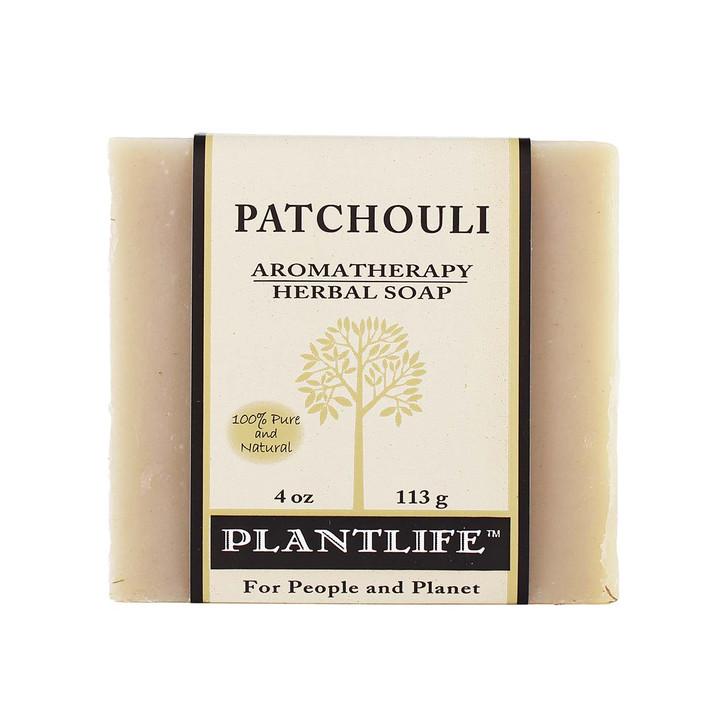 Plantlife Aromatherapy Herbal Soap - Patchouli