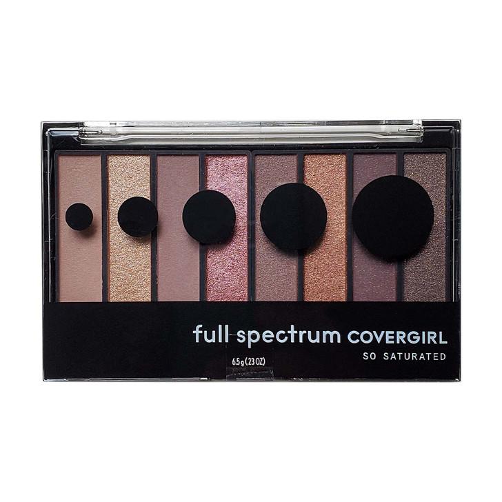 Covergirl Full Spectrum Eyeshadow Palette - Posh
