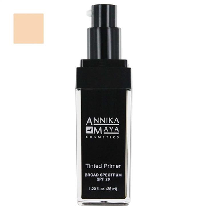 Annika Maya Tinted Primer Makeup Pump
