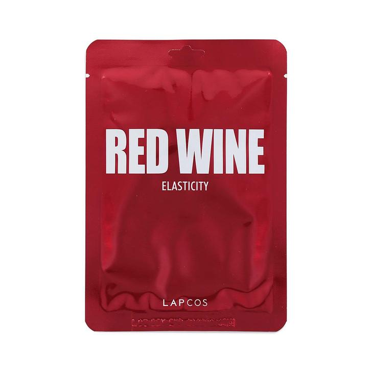 LAPCOS Red Wine Elasticity Mask