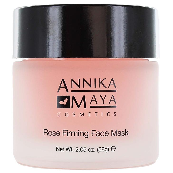 Annika Maya Rose Firming Face Mask