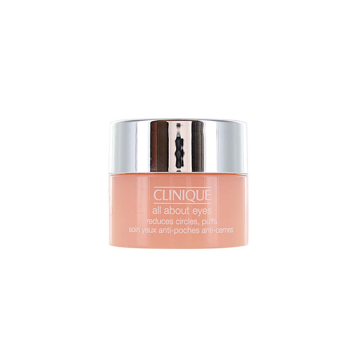 Lightweight eye cream-gel that diminishes the appearance of eye puffiness, darkness, and fine lines.